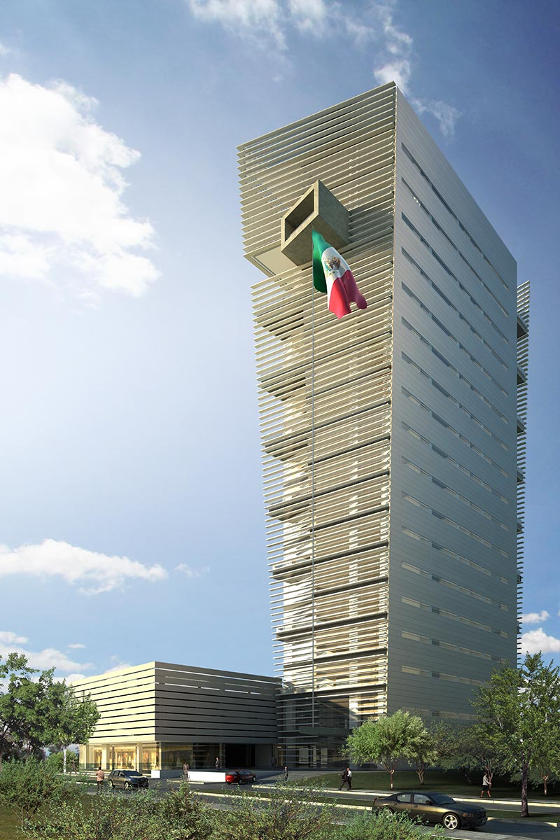 Bicentenario Mixed-Use Tower, 2013