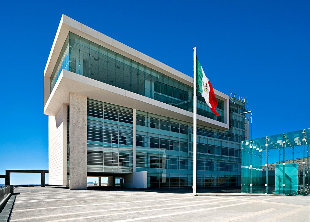 The Governmental Campus of the State of Zacatecas Corporate Complex, 2010