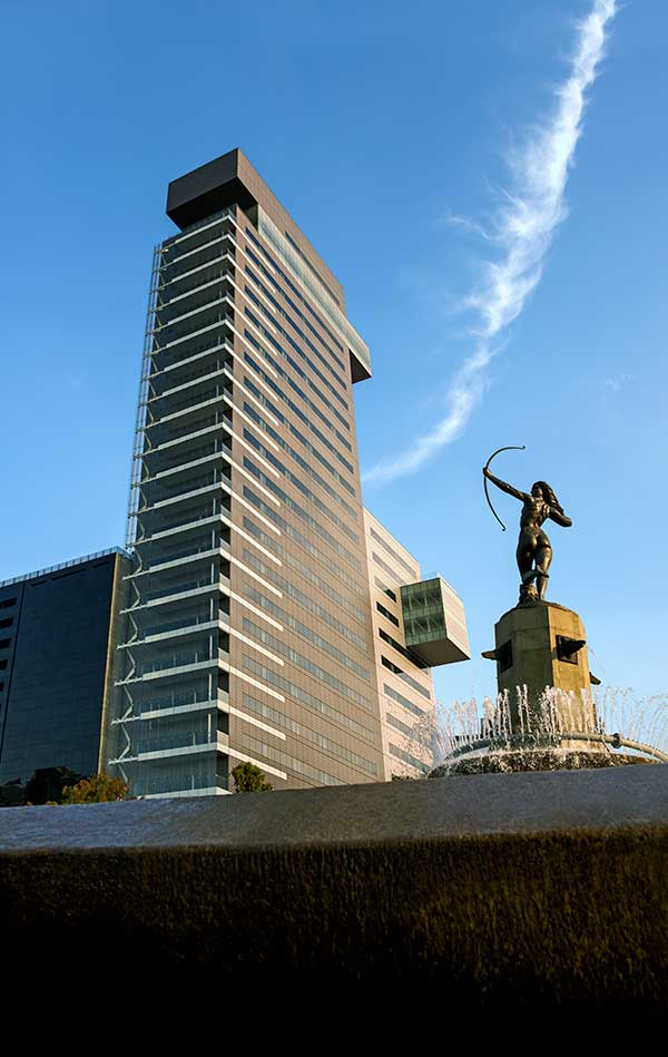 Reforma Diana Corporate Tower, 2013