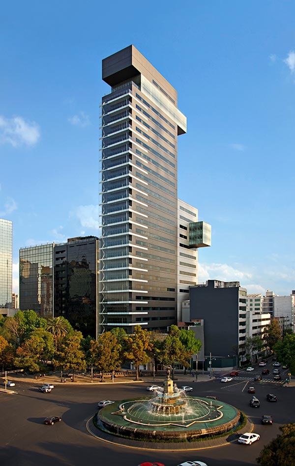 Reforma Diana Corporate Tower, 2013