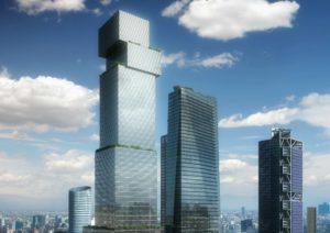 Comision Federal de Electricidad Corporate Tower, 2017
