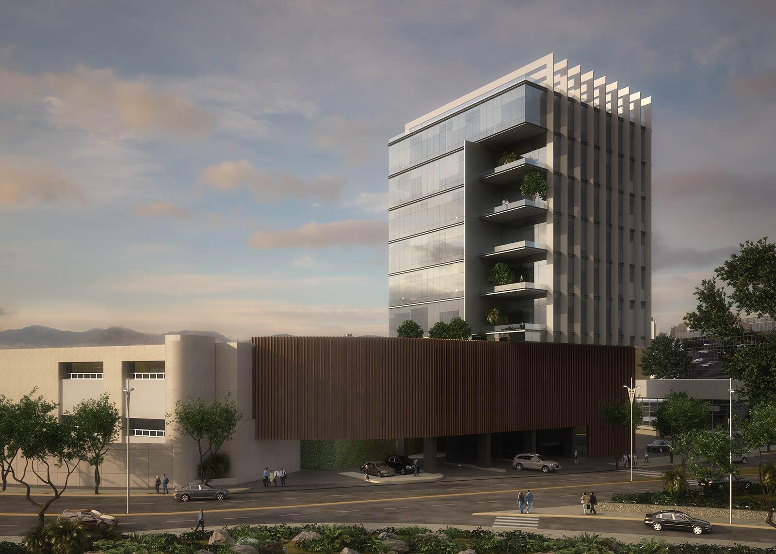 KAM Corporate Building, 2014
