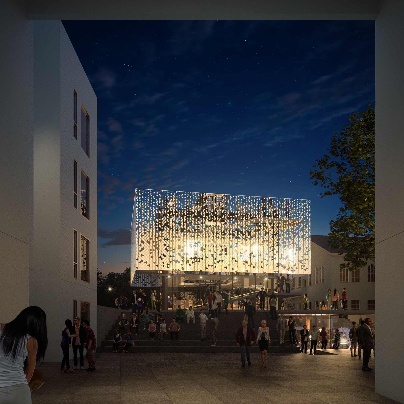 Iconic Pavilion San Francisco City Landmark, 2019