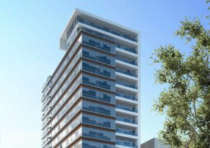 Insurgentes 643 Residential Building, 2019