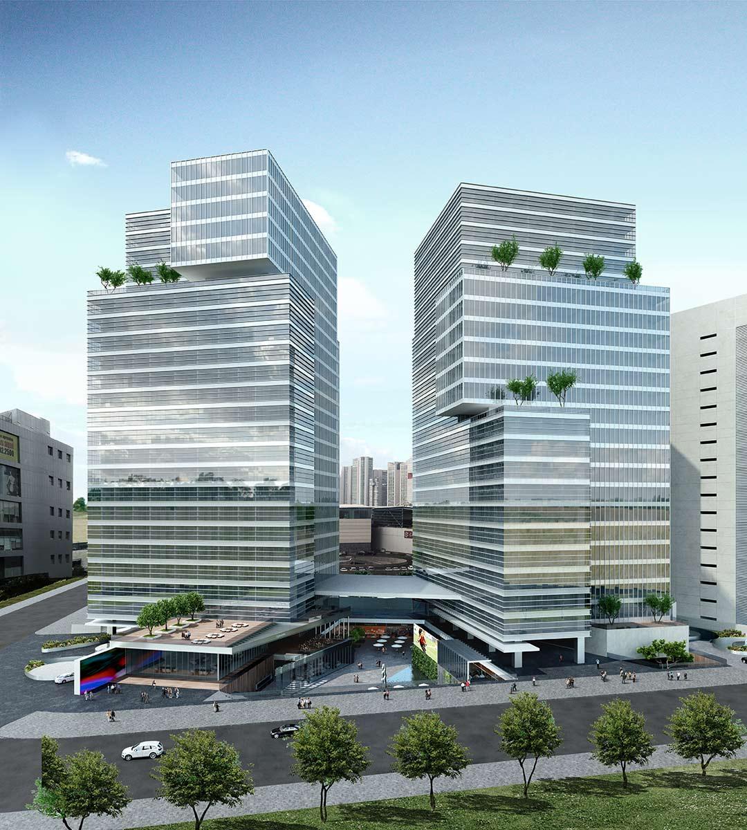 Mario Pani Square Mixed-Use Complex, 2013
