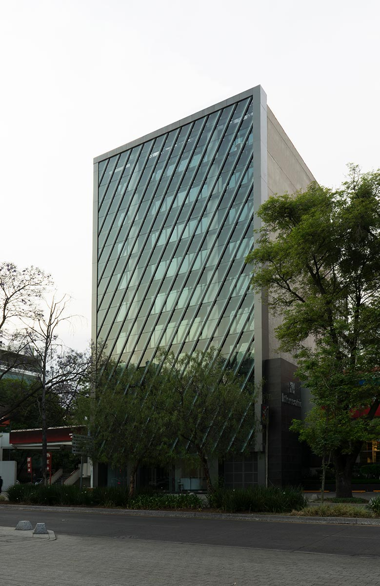 Masaryk 191 Corporate Building, 2019