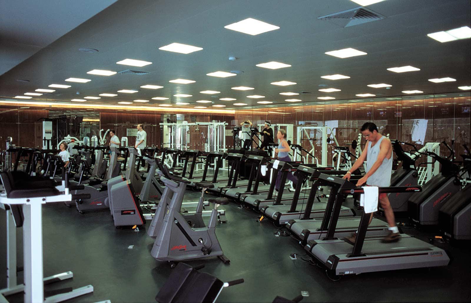 Multi Sport CDI Sporting Facility, 1999