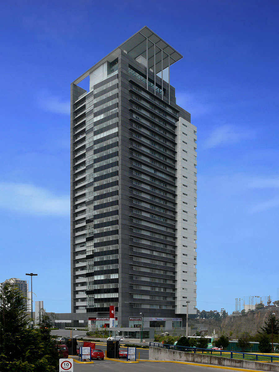 Punta Poniente Residential Tower, 2008
