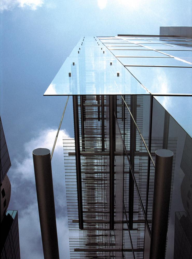 Radiatas 10 Corporate Building, 2002
