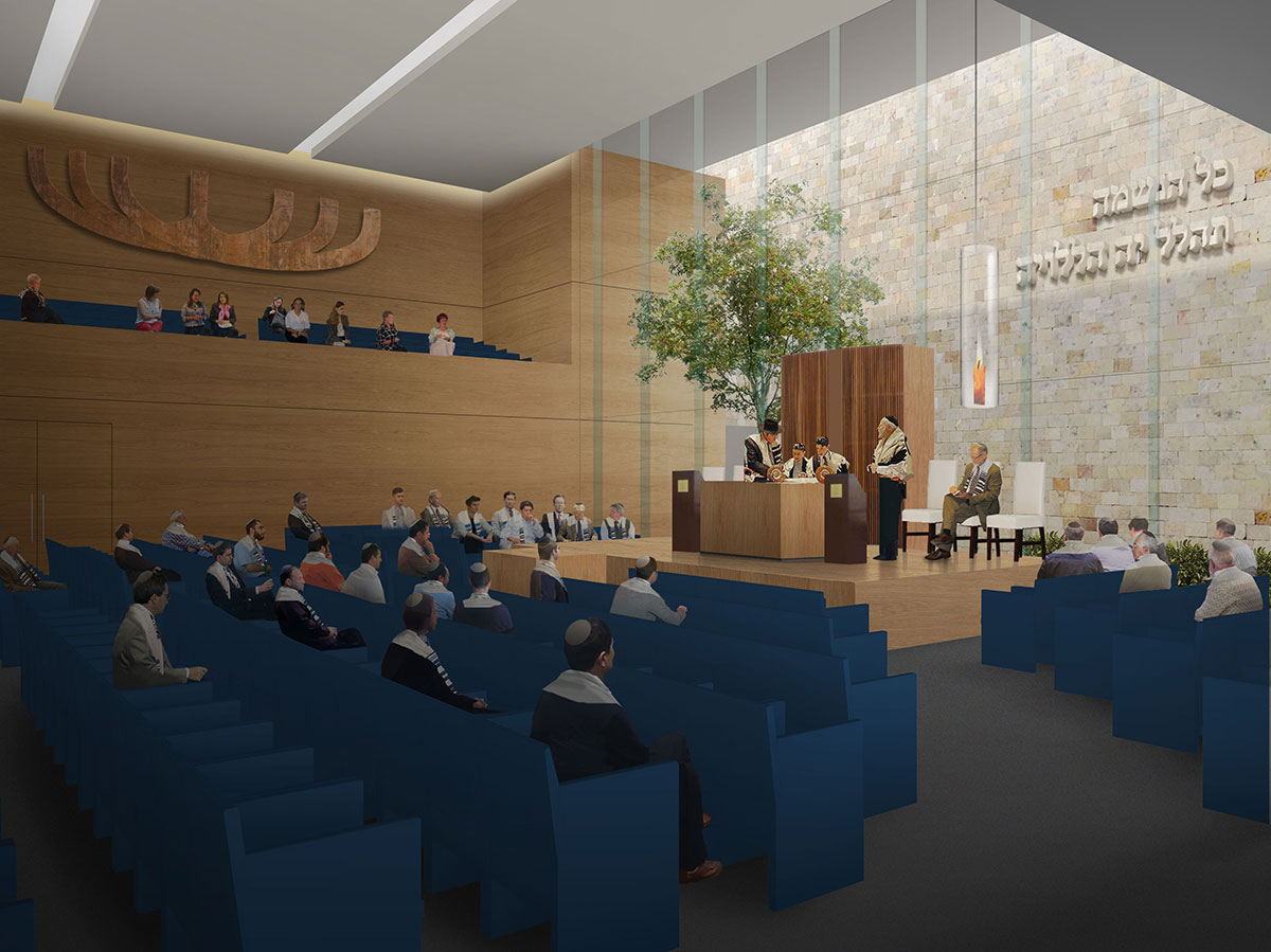 Sky Lake Synagogue Synagogue & Cultural Center, 2019
