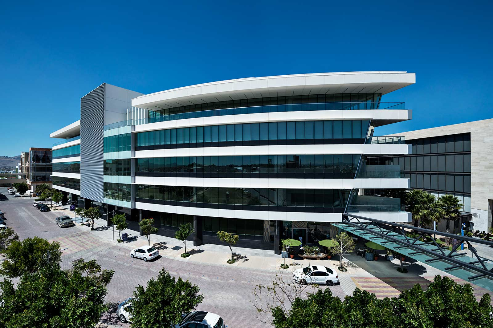 Sonata Angelopolis Corporate Building, 2016