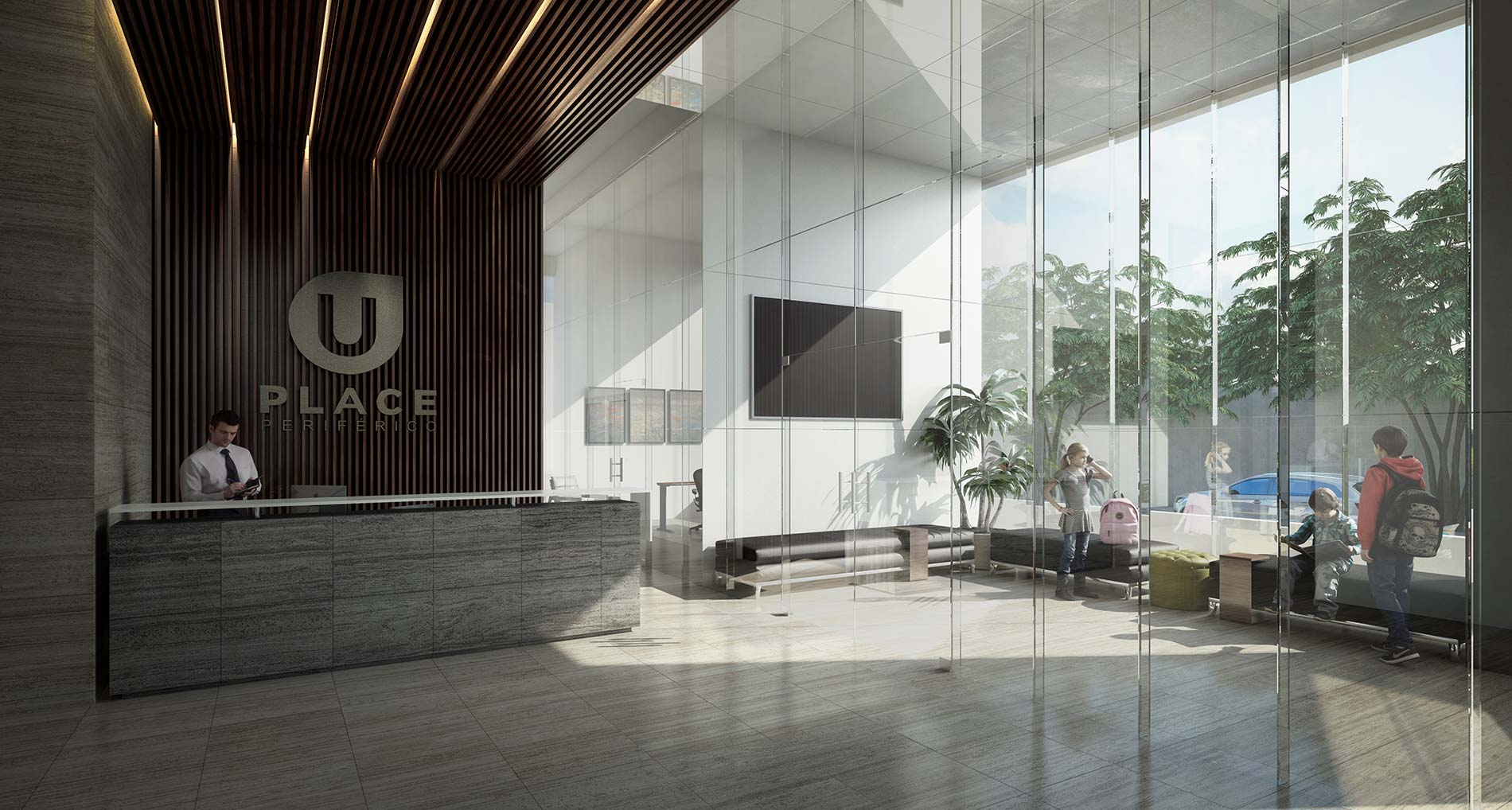 U-Place Residential Towers, 2019