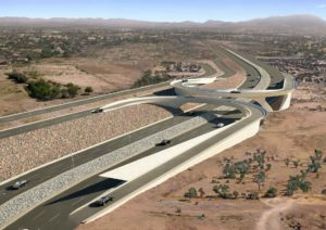 Zacatecas Highway Bridge Urban Planning, 2010